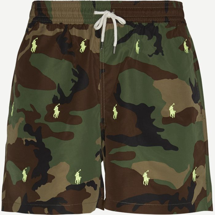 Traveler Swimshorts - Shorts - Regular - Army