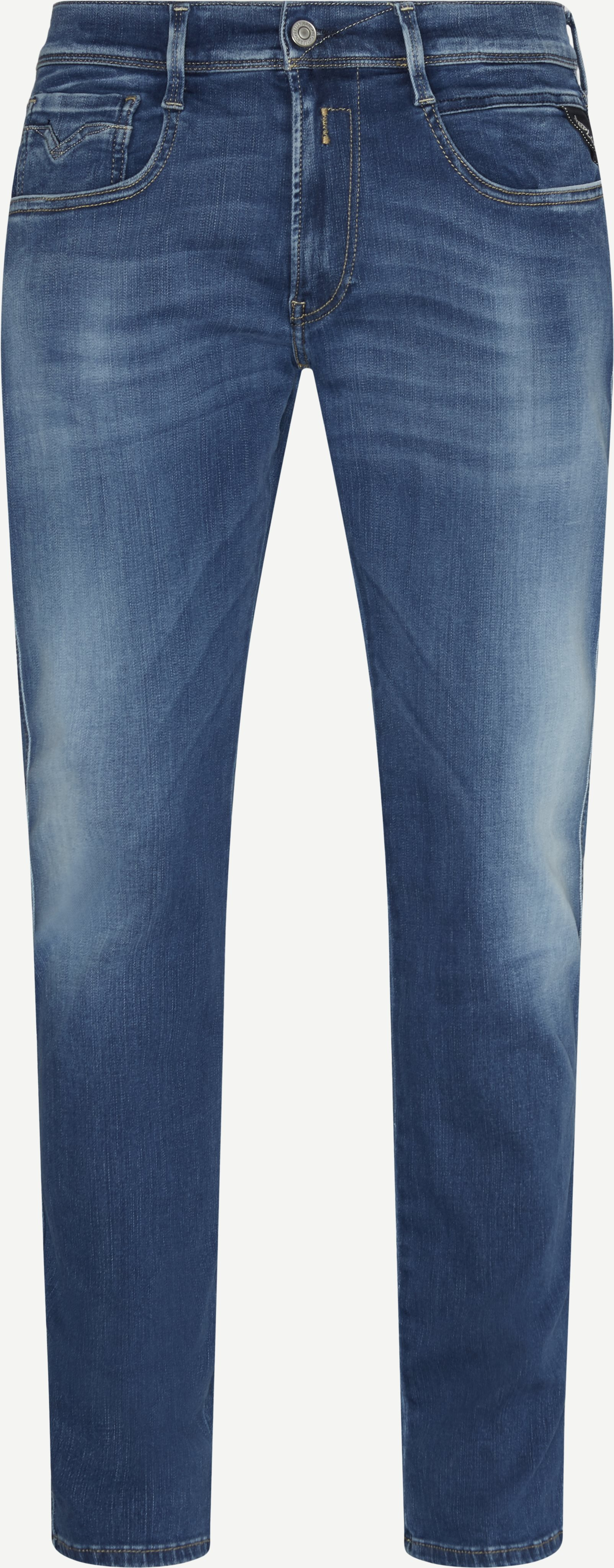 Anbass Hyperflex Jeans - Jeans - Slim fit - Denim