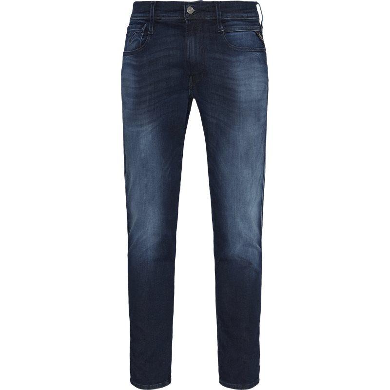 replay Replay - anbass hyperflex jeans fra kaufmann.dk