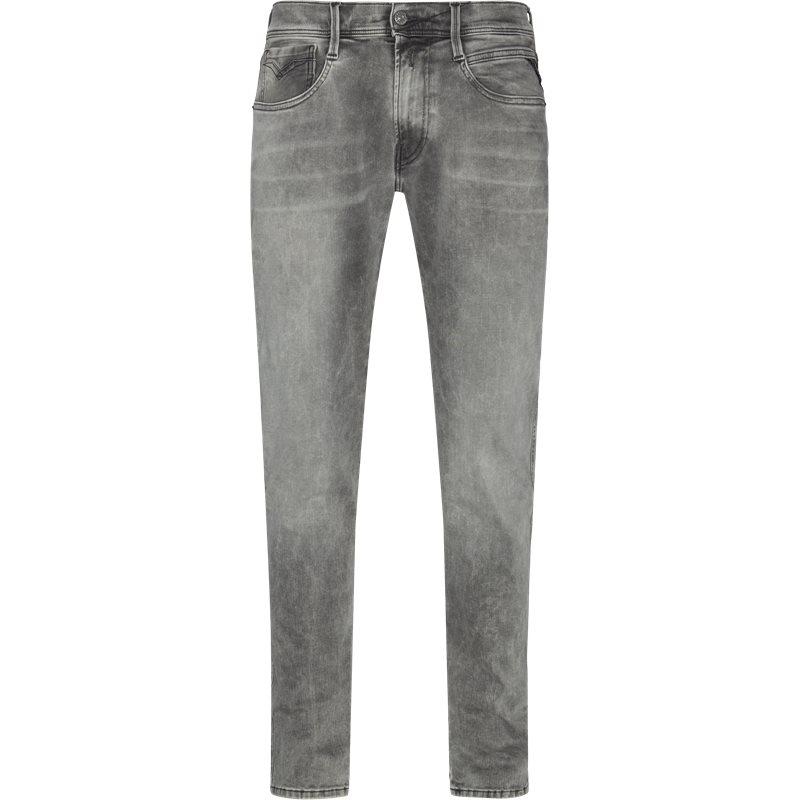 replay - anbass hyperflex jeans fra replay