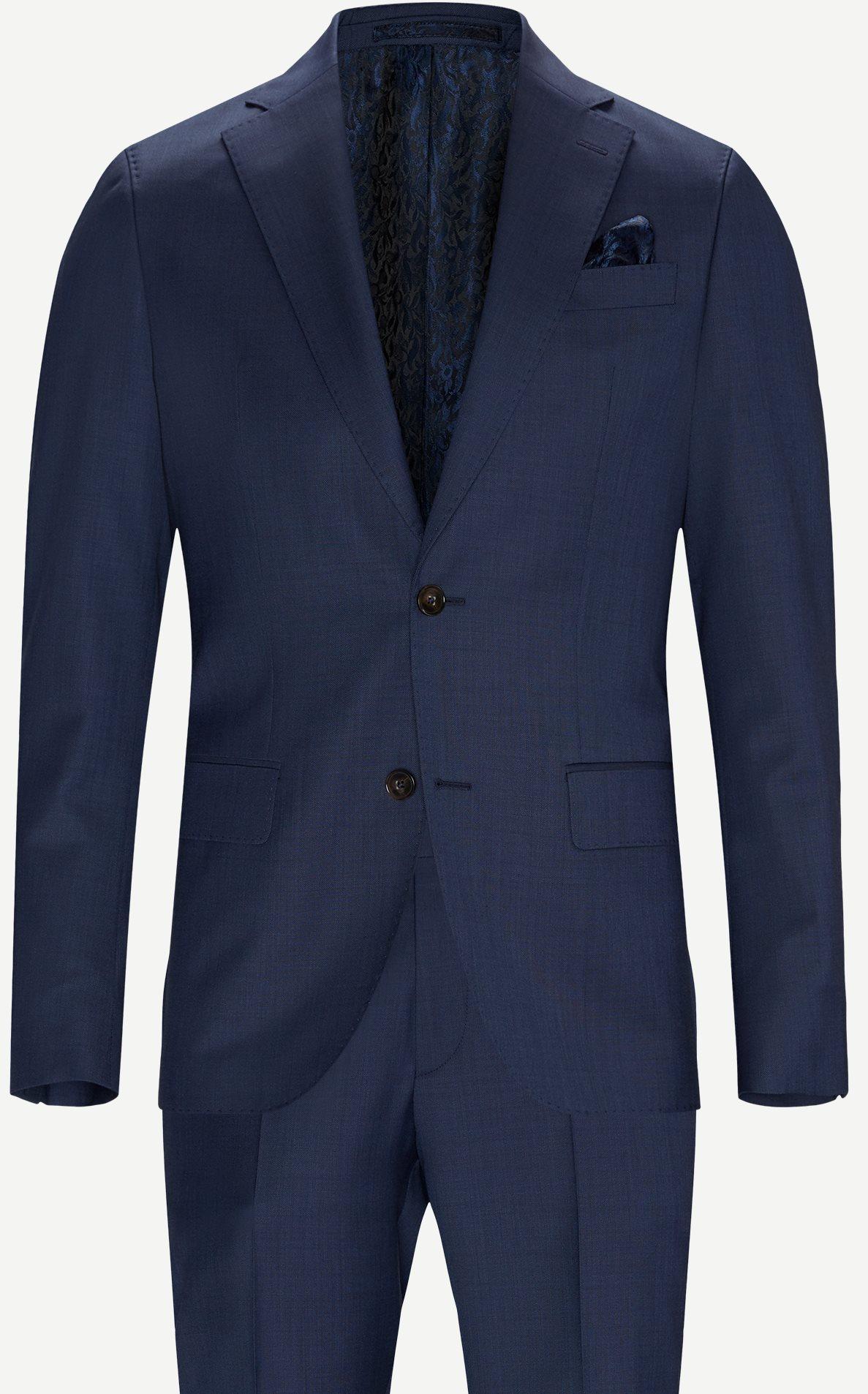 Plain blazers - Blue