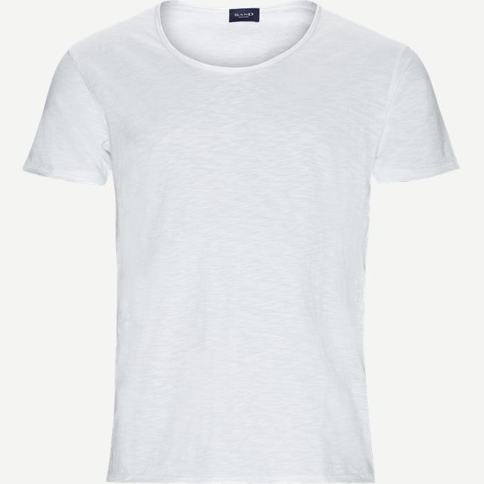 T-shirts - Casual fit - White