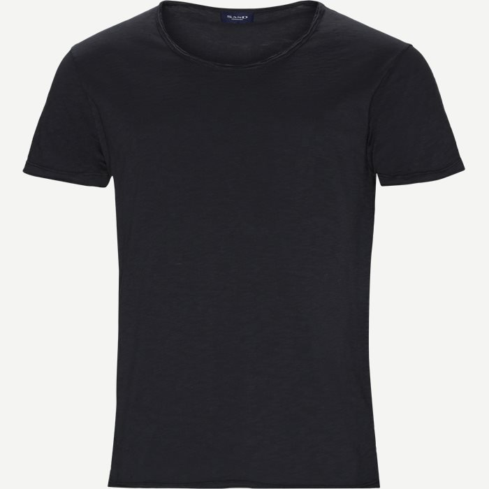 T-shirts - Casual fit - Blå
