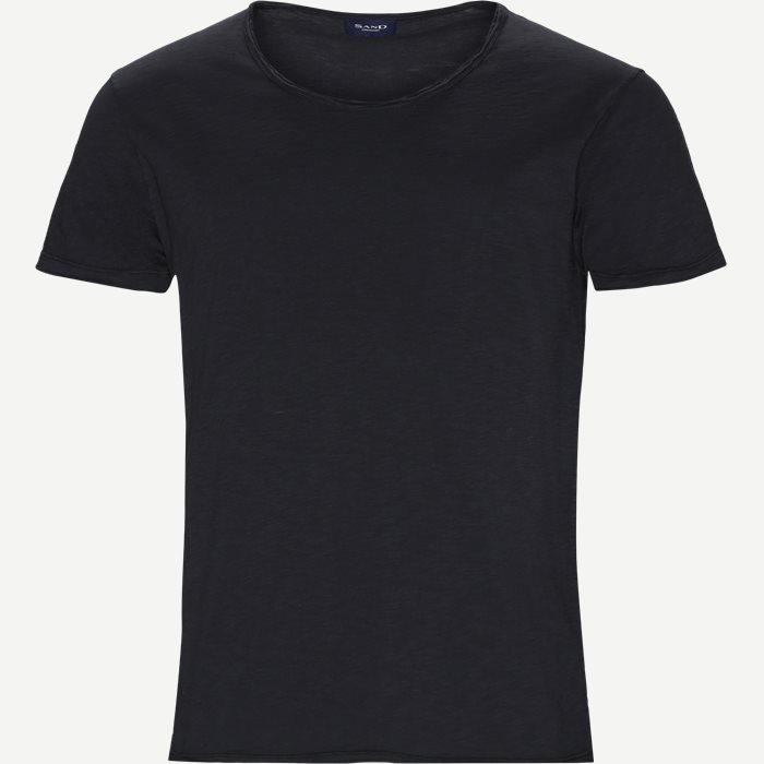 Brad O T-shirt - T-shirts - Casual fit - Blå