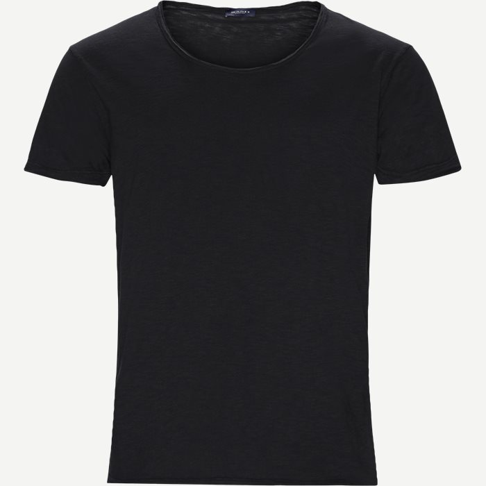 Brad O T-shirt - T-shirts - Casual fit - Sort