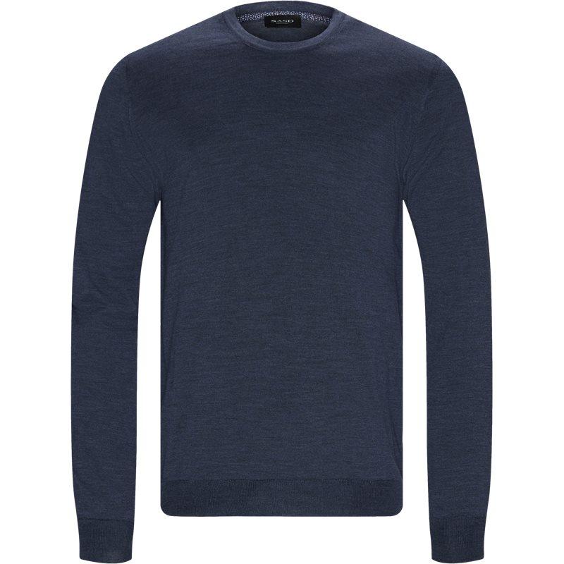 Image of   Sand - Cool Wool IQ Striktrøje