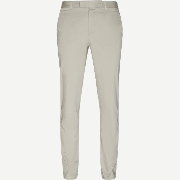 Trousers - Modern fit - Sand
