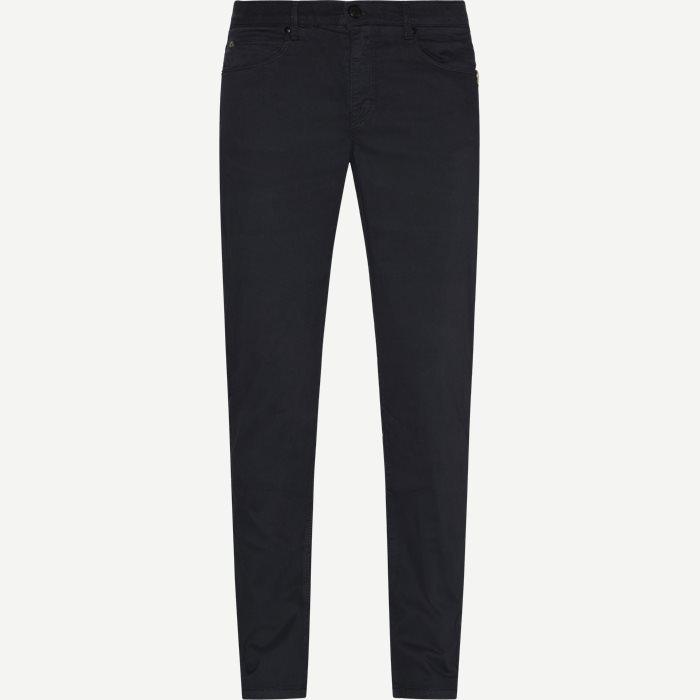 Suede Touch Burton N Jeans - Jeans - Regular - Blå