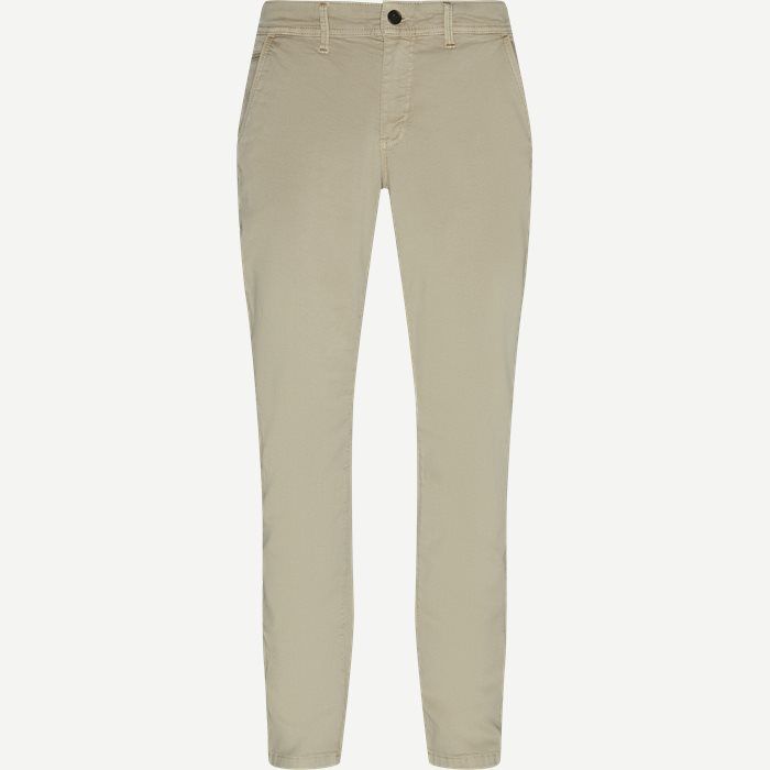 Victor Chino - Bukser - Tapered fit - Sand
