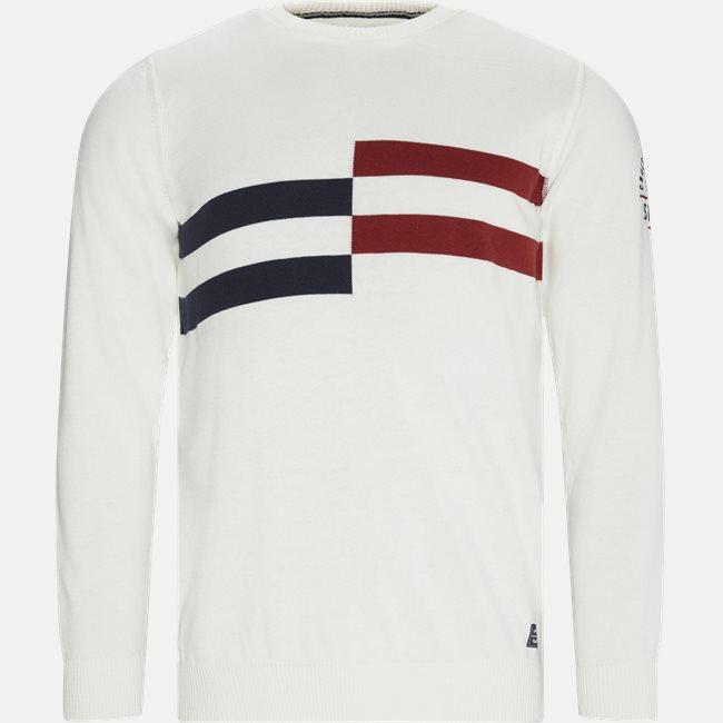 Domenic Flag Striktrøje