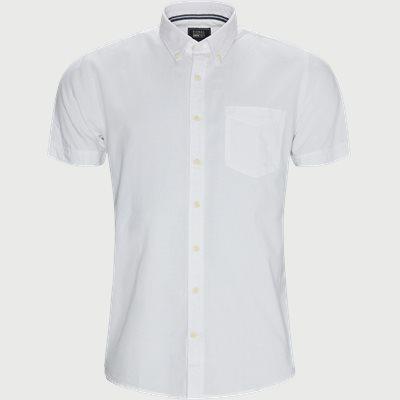 Jimmy CP Kortærmet Skjorte Regular | Jimmy CP Kortærmet Skjorte | Hvid