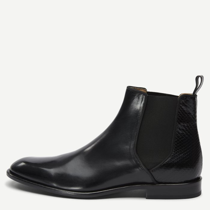 F361 Chelsea Boot - Sko - Sort