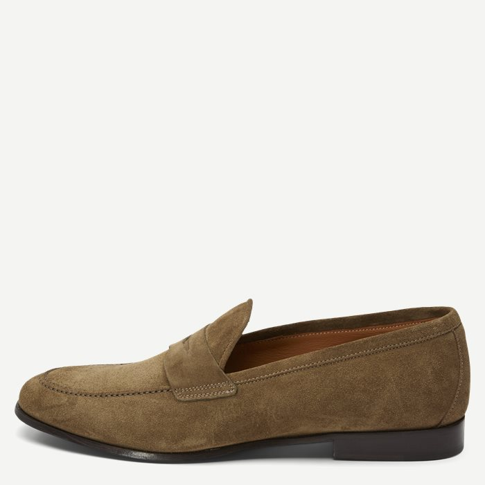 F359 Loafer - Sko - Brun