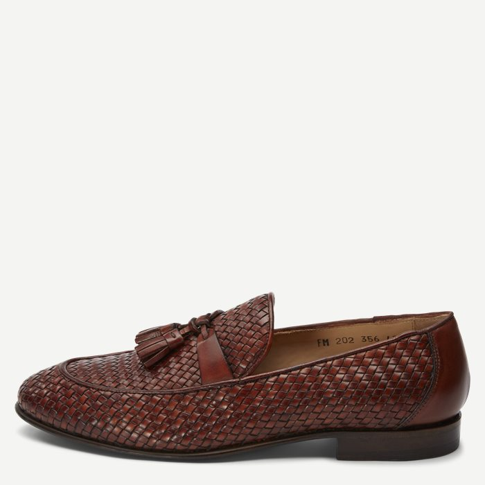 F356 Loafer - Sko - Brun
