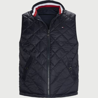 Reversible Vest Regular | Reversible Vest | Blå