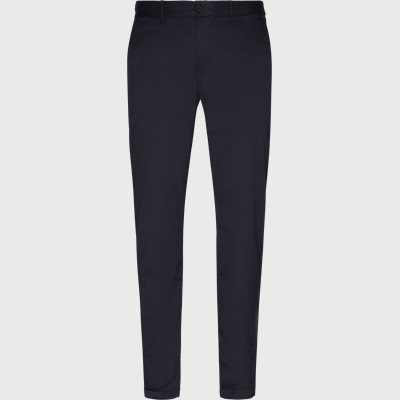 Tapered Tech Stretch Twill Flex Pant  Tapered fit | Tapered Tech Stretch Twill Flex Pant  | Blå