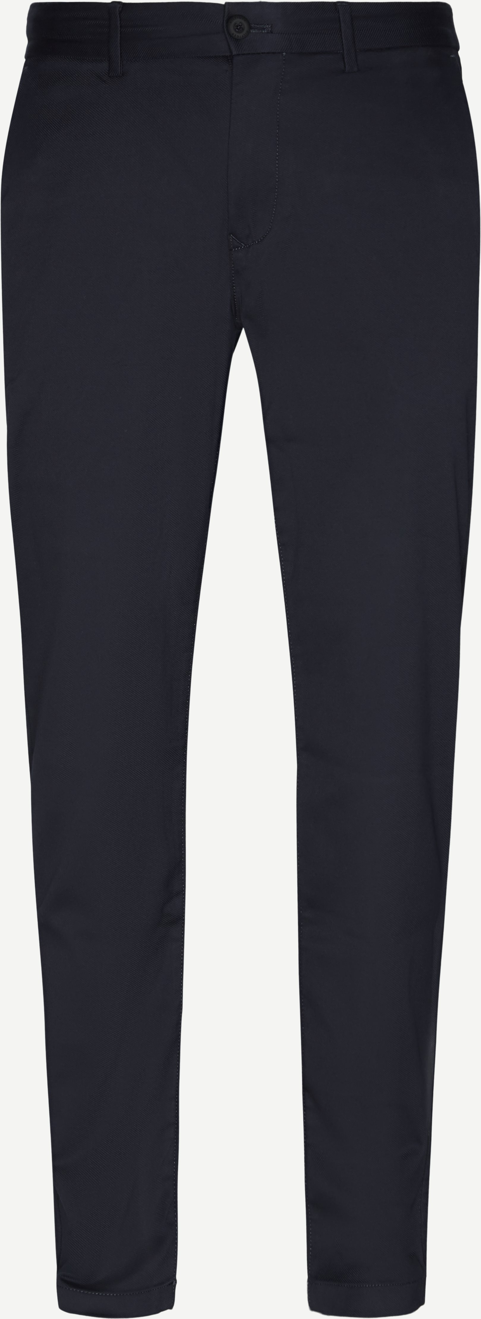 Hosen - Tapered fit - Blau