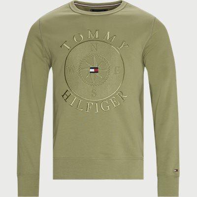 Utility Sweatshirt Regular | Utility Sweatshirt | Grøn
