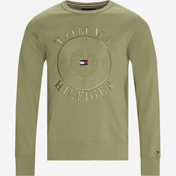 Sweatshirts - Regular - Grün