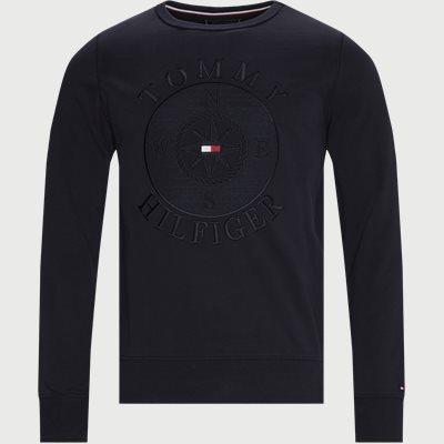 Utility Sweatshirt Regular | Utility Sweatshirt | Blå