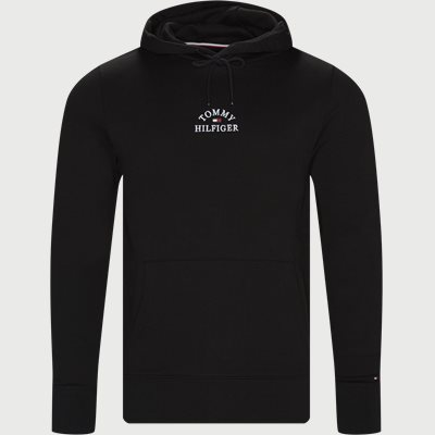 Basic Embroidered Hoody Regular | Basic Embroidered Hoody | Sort