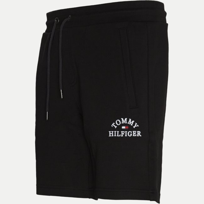 Basic Embroidered Sweatshorts