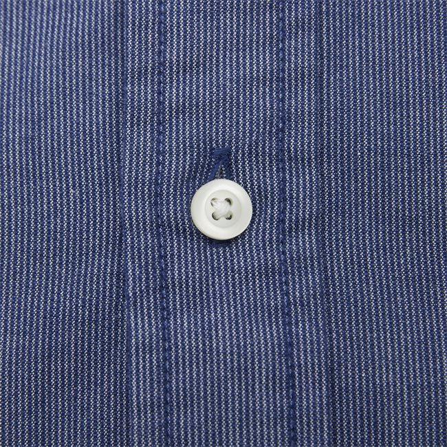 Two Tone Stripe Dobby Shirt
