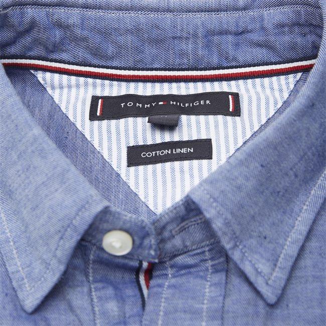 Cotton Linen Twill Shirt