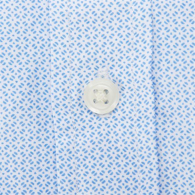 Soft Geo Print Skjorte