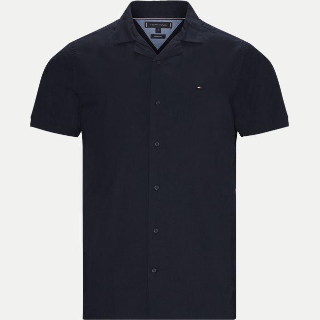 Solid Hawaiian Shirt