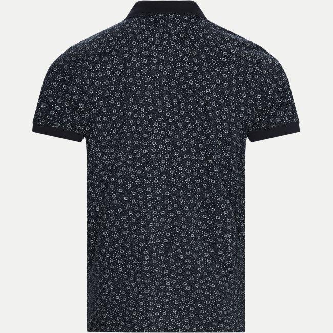 Buoy Print Regular Polo T-shirt