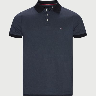 Flex Sophisticated Slim Polo Slim | Flex Sophisticated Slim Polo | Blå