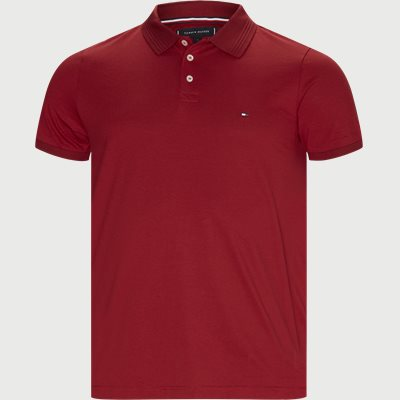 Flex Sophisticated Slim Polo Slim | Flex Sophisticated Slim Polo | Rød