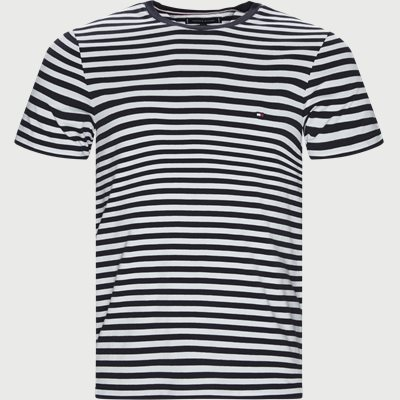 Stretch Slim Fit T-shirt Slim | Stretch Slim Fit T-shirt | Blå