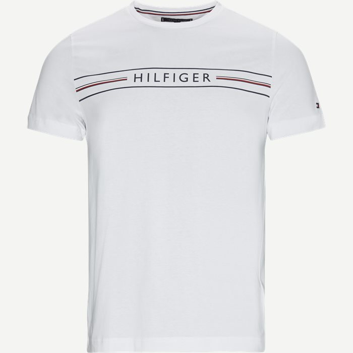 T-Shirts - Regular - Weiß