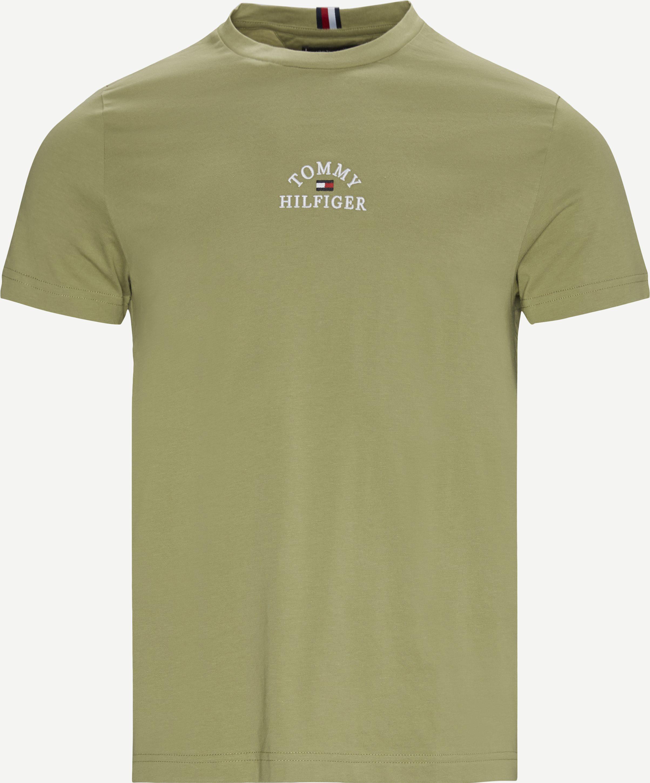 Arch Tee - T-shirts - Regular - Grøn