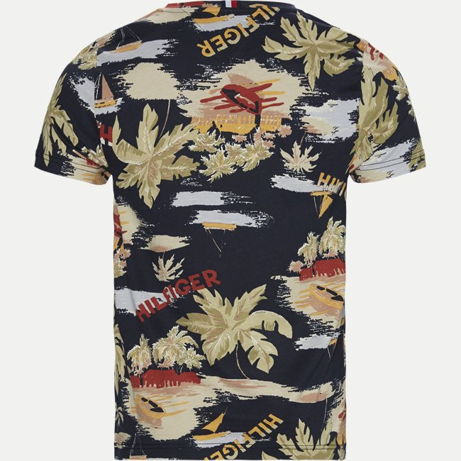 Summer All Over Print T-shirt
