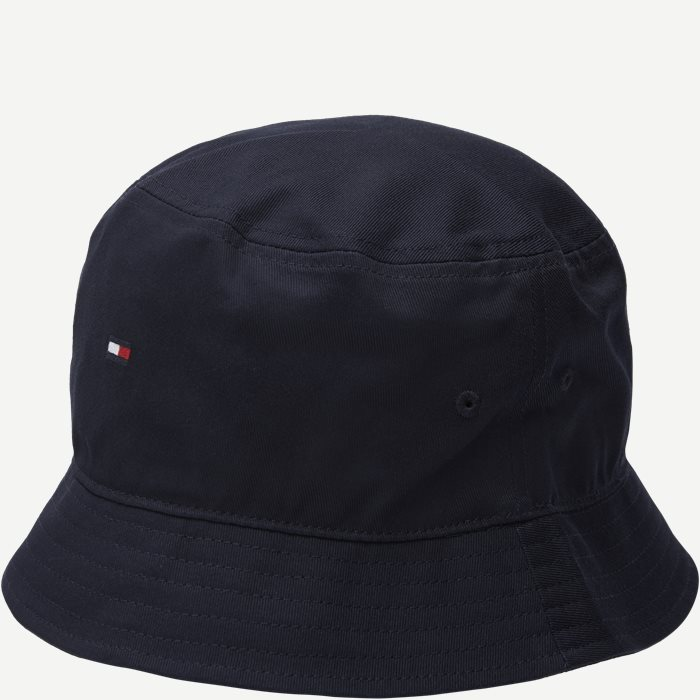 Flag Bucket Hat - Caps - Blå