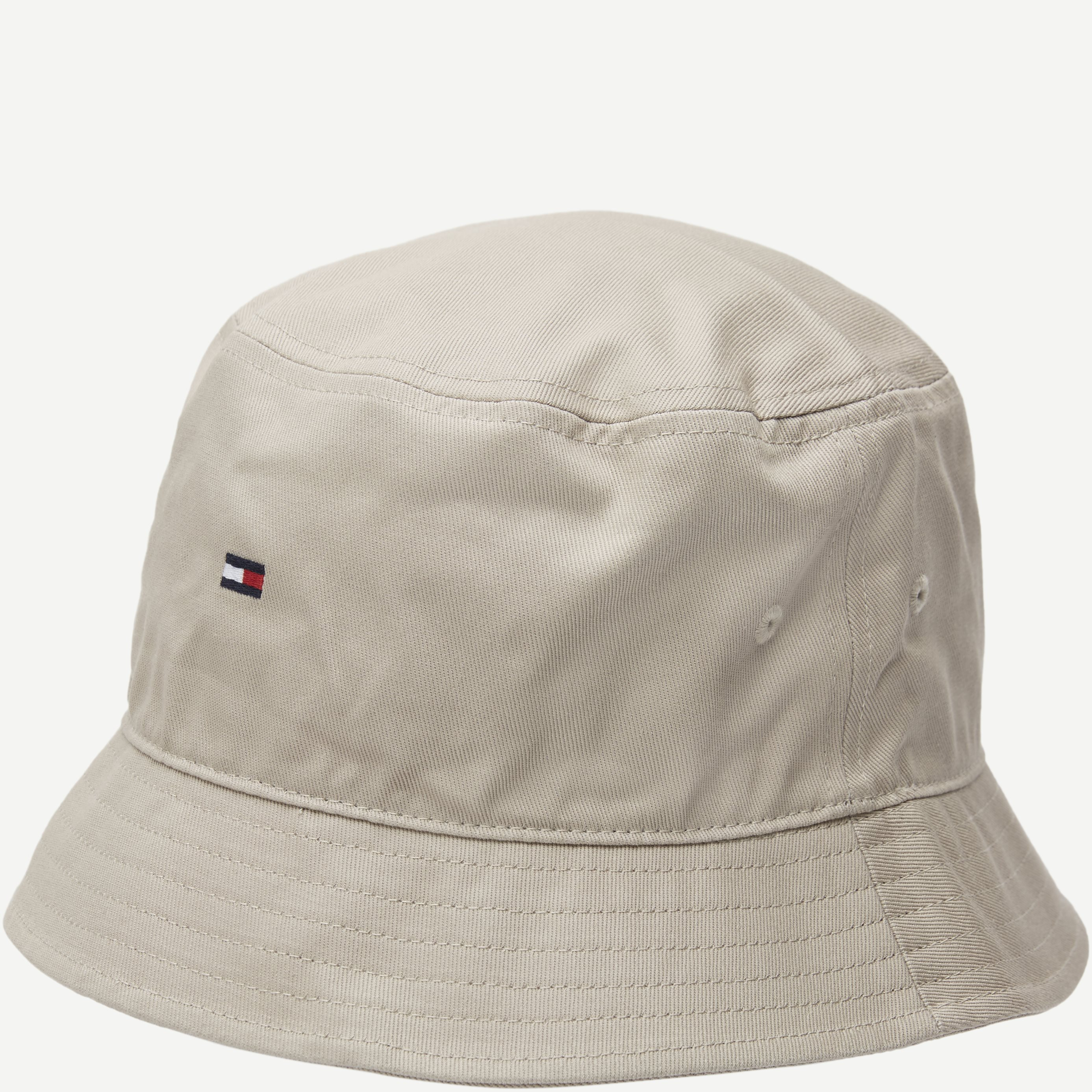 Flag Bucket Hat - Hatte - Sand