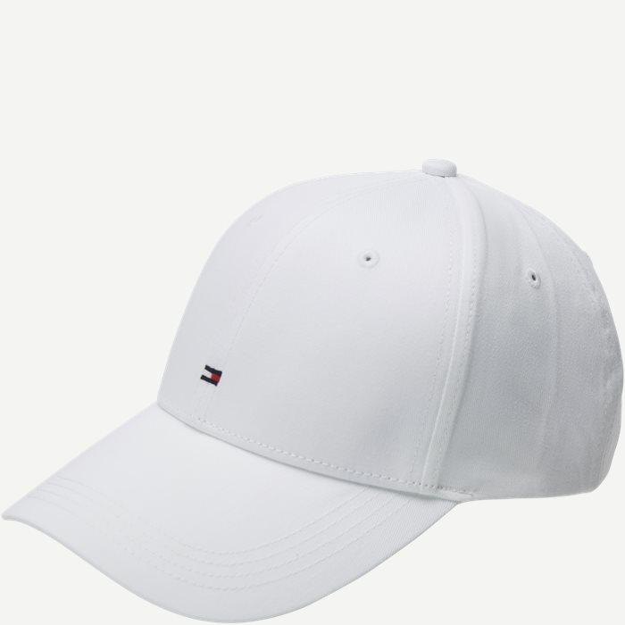 Schirmmützen - Weiß