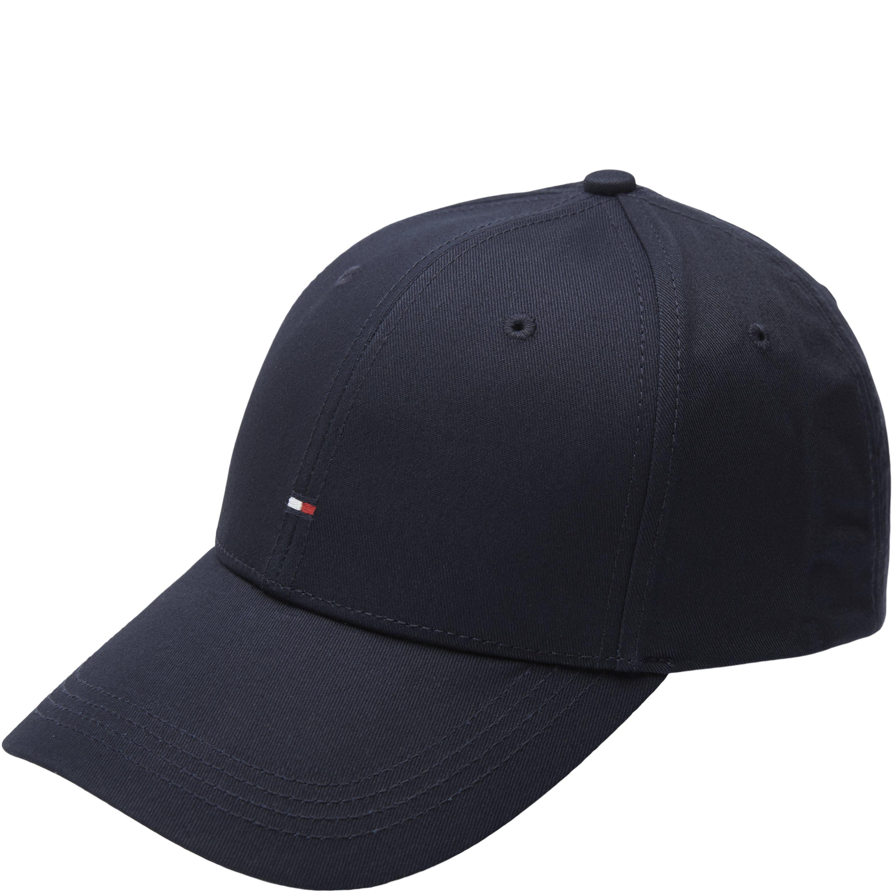 rabatt försäljning utloppsbutik otroliga priser 05080 CLASSIC BB CAP Kepsar NAVY från Tommy Hilfiger 320 SEK