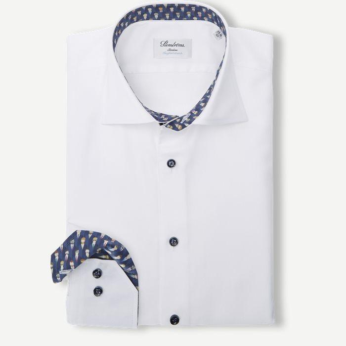 Skjortor - Vit