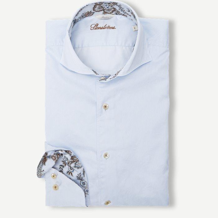 Twofold Cotton Casual Skjorte - Skjorter - Multi