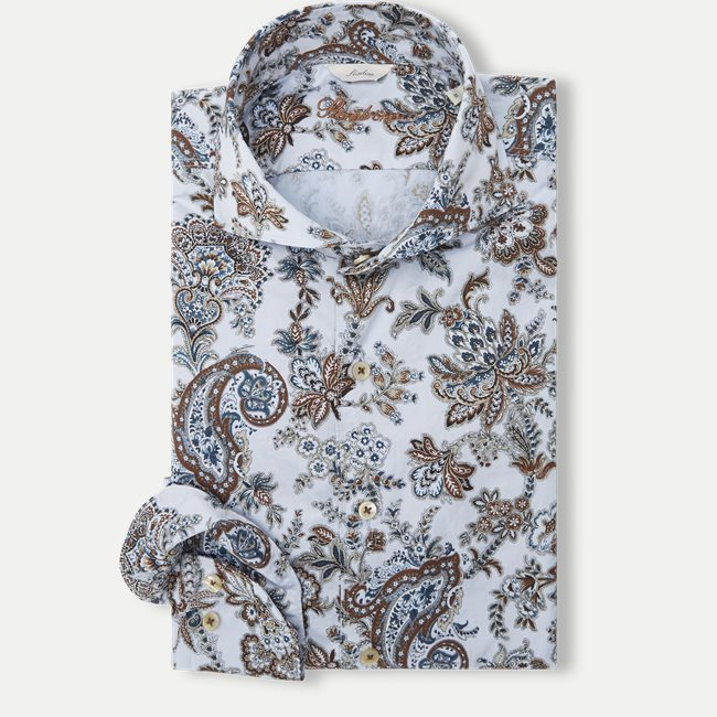 Twofold Cotton Shirt
