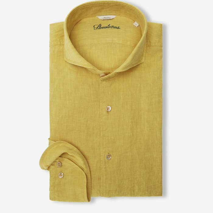 Shirts - Yellow