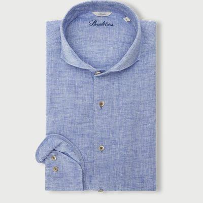 Linen Shirt Linen Shirt | Blå