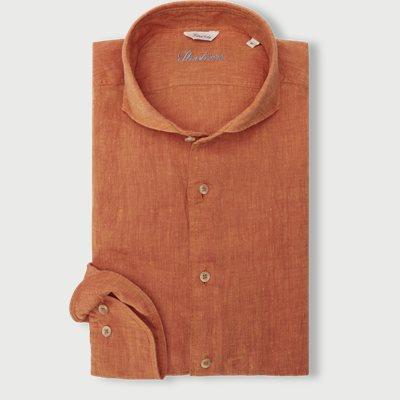 Linen Shirt Linen Shirt | Orange