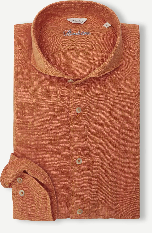 Skjortor - Orange