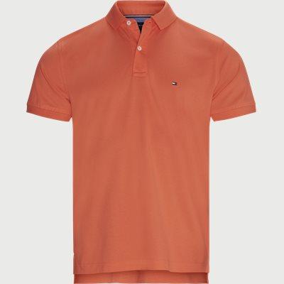 Tommy Regular Polo T-shirt Regular | Tommy Regular Polo T-shirt | Rød