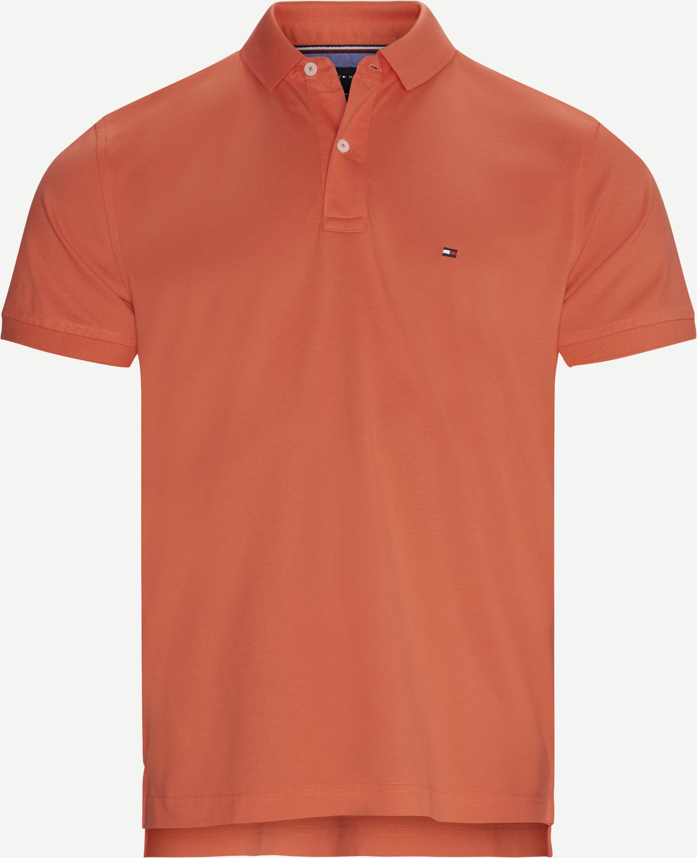 Tommy Regular Polo T-shirt - T-shirts - Regular fit - Rød